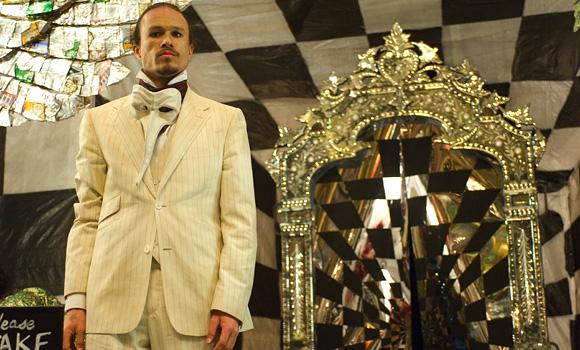 movie review imaginarium of doctor parnassus an