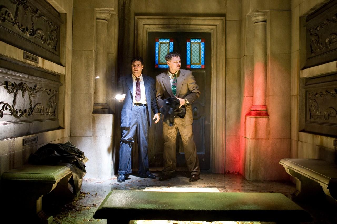 movie review shutter island an incredibly moody yet