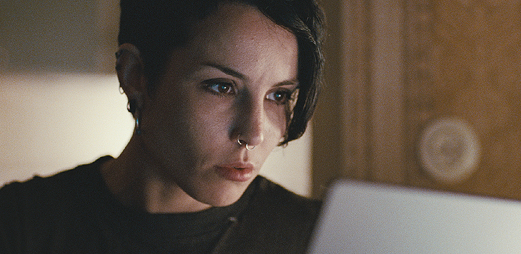 the girl with the dragon tattoo analysis