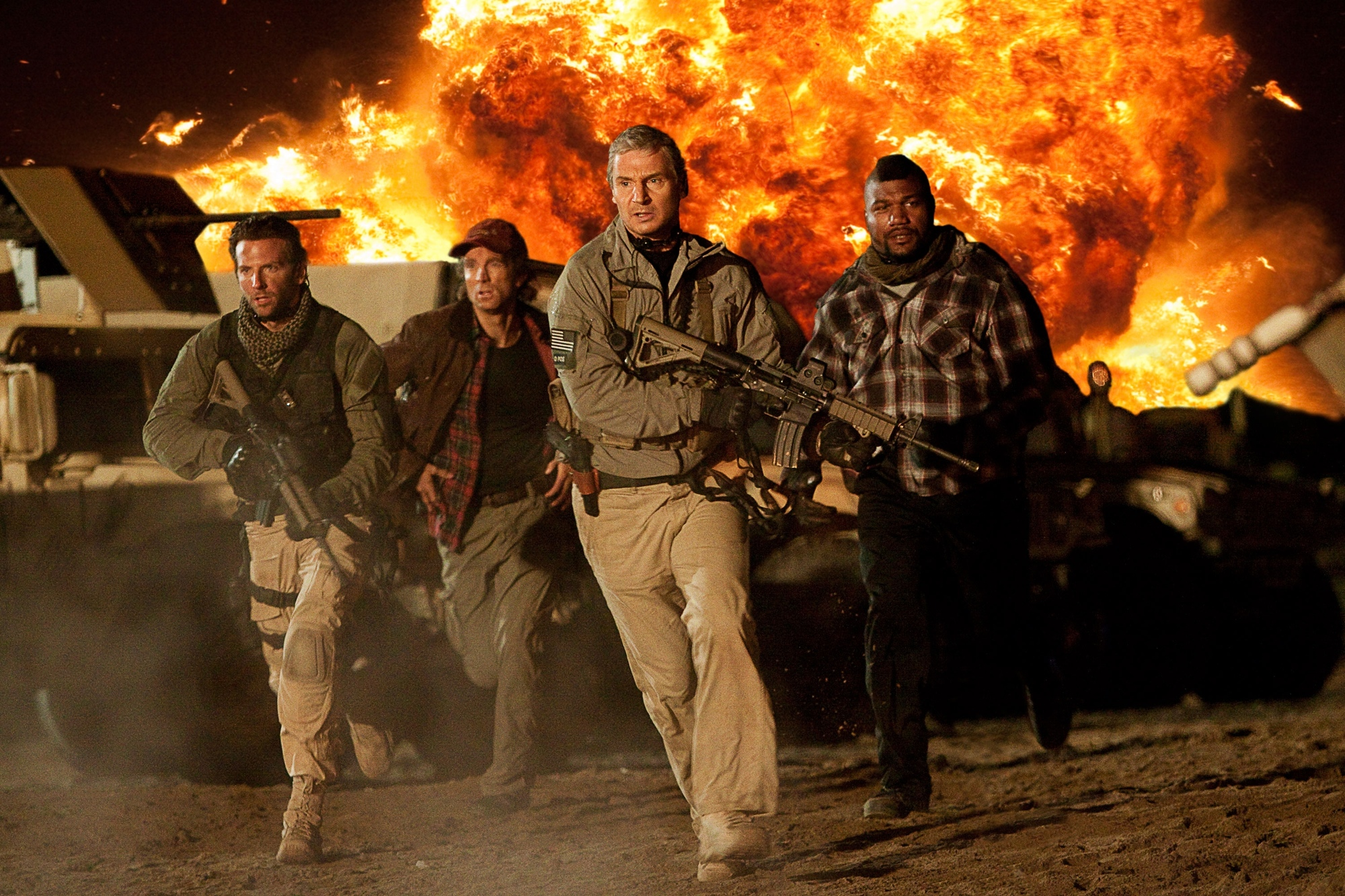 movie review the ateam � joe carnahan�s frantic style