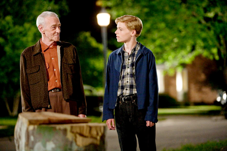 movie review flipped rob reiner�s coming of age film has