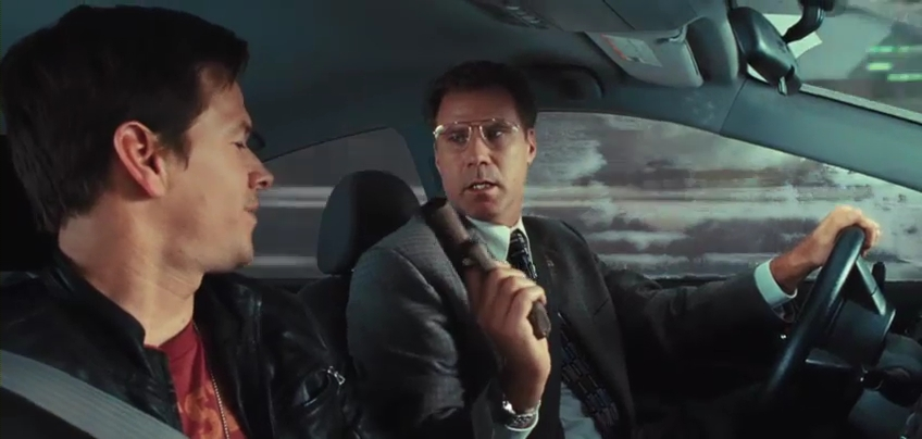 movie review the other guys while it isn�t ferrell and