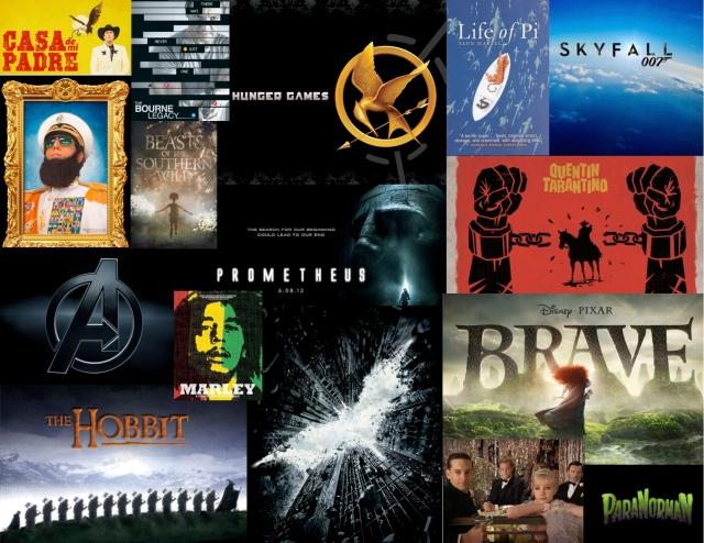 2012-Movies