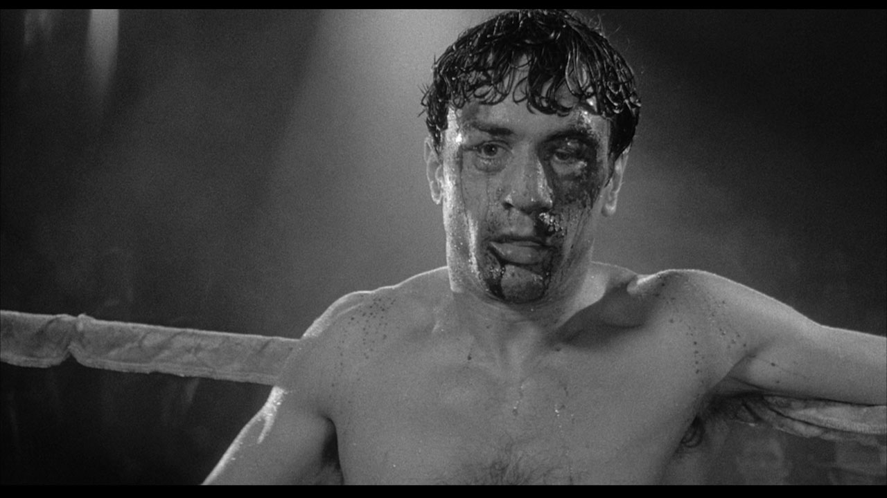 """raging bull """"raging bull"""" is not a film about boxing but about a man with."""