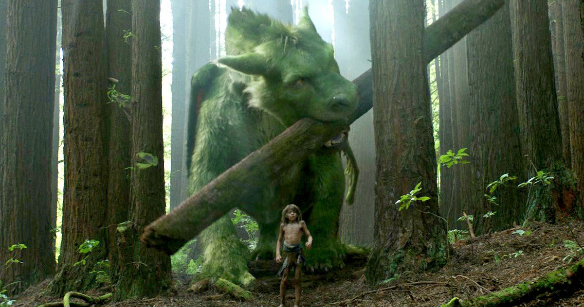 Image result for pete's dragon 2016